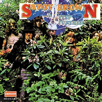 Savoy Brown Step Further