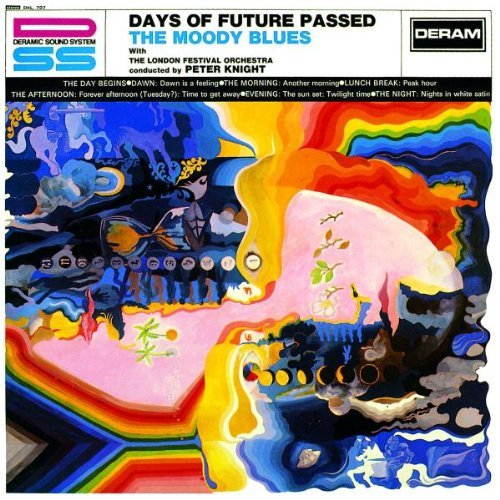 Moody Blues Days Of Future Passed Remastered