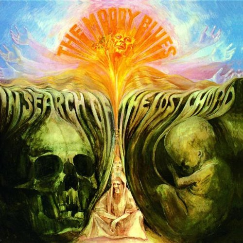 Moody Blues In Search Of The Lost Chord Remastered
