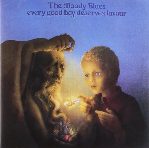 Moody Blues Every Good Boy Deserves Favour Remastered