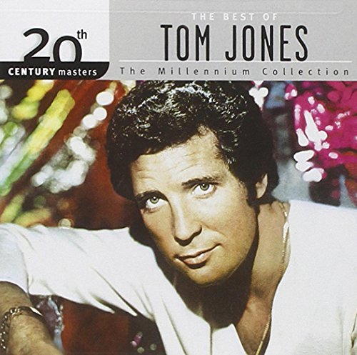 Tom Jones Best Of Tom Jones Millennium C Millennium Collection