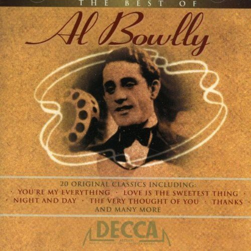 Al Bowlly Best Of Al Bowlly