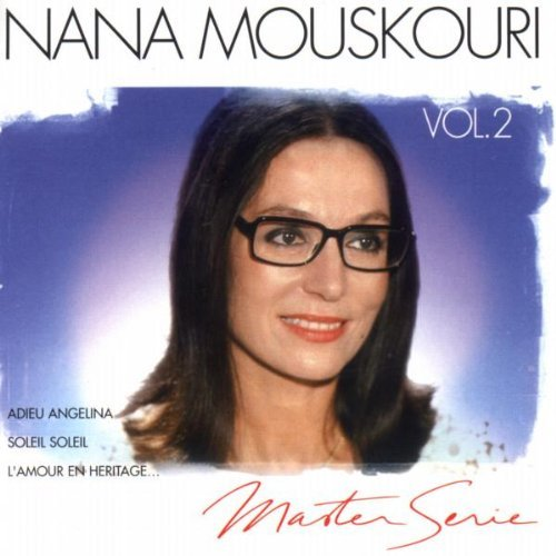 Nana Mouskouri Vol. 2 Masters Import Eu Master Series