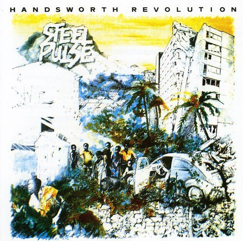 Steel Pulse Handsworth Revolution Import Eu