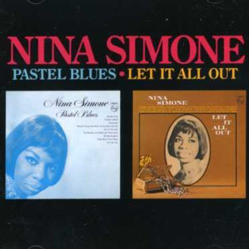 Nina Simone Pastel Blues Let It All Hang O 2 On 1