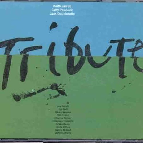 Keith Trio Jarrett Tribute 2 CD