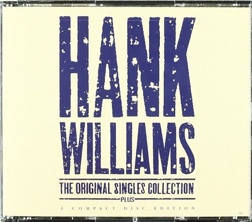 Hank Sr. Williams Original Singles Collection 3 CD