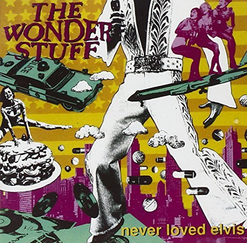 Wonder Stuff Never Loved Elvis