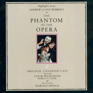 Andrew Lloyd Webber Phantom Of The Opera Music By Andrew Lloyd Webber