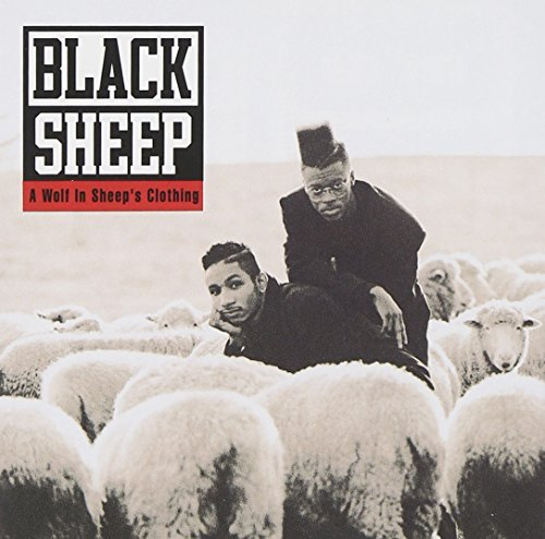 Black Sheep Wolf In Sheep's Clothing Explicit Version