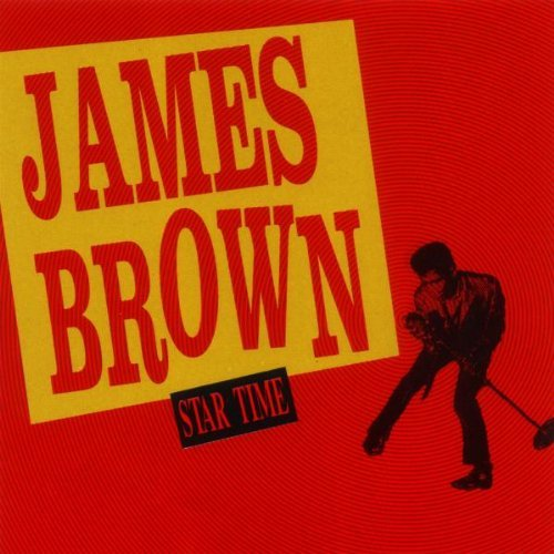 James Brown Star Time Incl. Booklet 4 CD