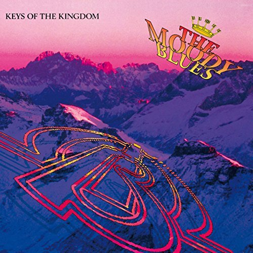 Moody Blues Keys Of The Kingdom
