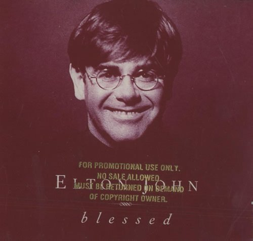 Elton John Blessed Honky Cat Take Me