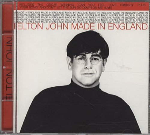 John Elton Made In England