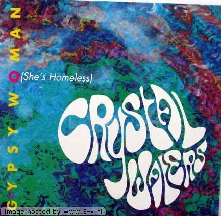 Crystal Waters Gypsy Woman