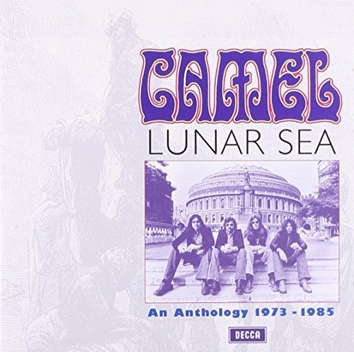 Camel Lunar Sea An Anthology 1973 8 Import Gbr