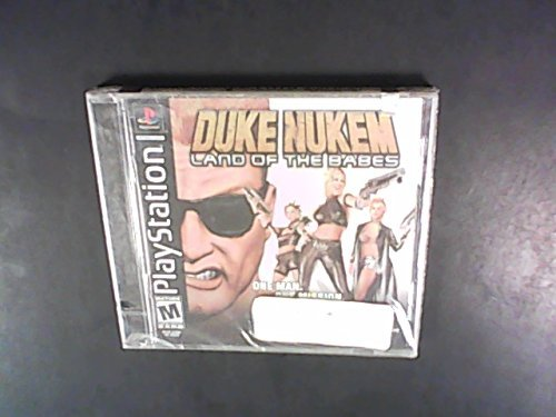 Psx Duke Nukem Land Of The Babes M