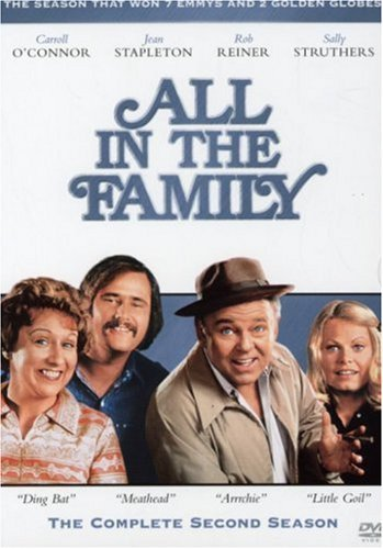 All In The Family Season 2 Clr Nr
