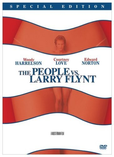 People Vs Larry Flynt Harrelson Love Norton Clr Ws R Spec. Ed.