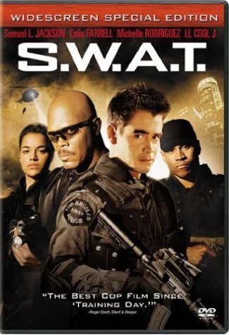 S.W.A.T. Jackson Farrell Rodriguez Clr Ws Pg13