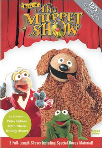 Muppet Show Best Of Peter Sellers Clr Nr