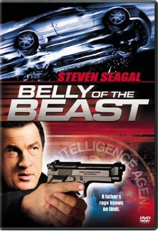 Belly Of The Beast Seagal Steven Clr Nr