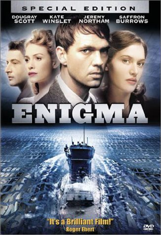 Enigma Scott Winslet Northam Burrows Clr Ws R Spec Ed.