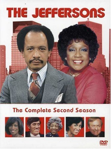 Jeffersons Jeffersons Season 2 Nr 3 DVD
