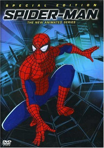 New Animated Series Spider Man Ws Nr 2 DVD