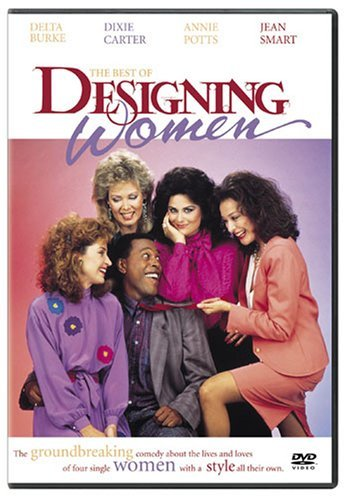 Designing Women Best Of Designing Women Clr Nr