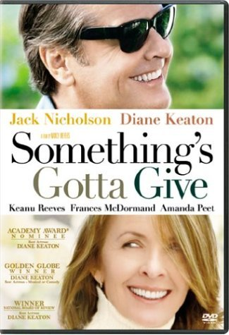 Something's Gotta Give Nicholson Keaton Mcdormand Ree Ws Pg13