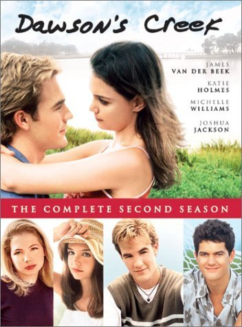 Dawson's Creek Season 2 DVD