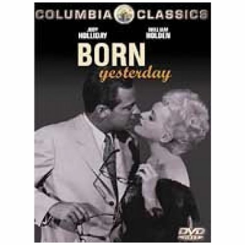 Born Yesterday (1950) Holliday Holden Crawford Bw Ws Mult Sub Nr