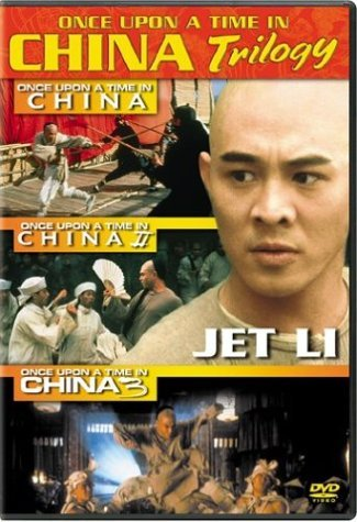 Once Upon A Time In China Tril Li Jet Clr Ws Nr 2 DVD