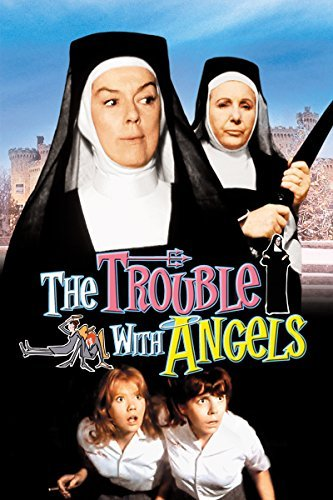 Trouble With Angels Russell Stevens James Johnson DVD Pg