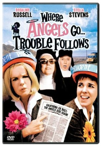 Where Angels Go Trouble Follow Russell Mills Clr G
