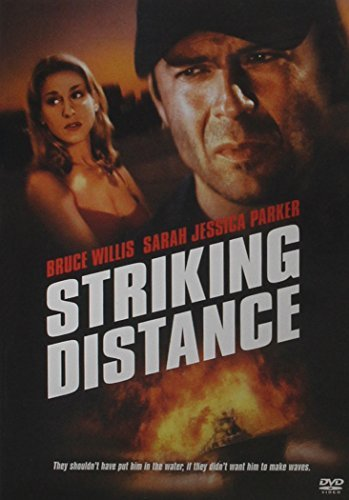 Striking Distance Willis Parker Farina Clr Cc 5.1 Ws Keeper R