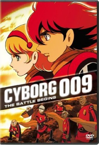 Battle Begins Cyborg 009 Clr Nr