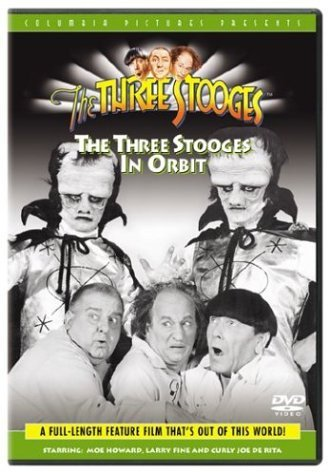 Three Stooges In Orbit Howard Fine Derita Ws Nr