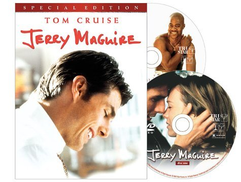 Jerry Maguire Cruise Gooding Jr. Zellweger L Clr Cc 5.1 Ws Mult Dub Sub R Spec. Ed.