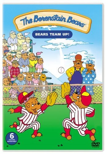 Berenstain Bears Bears Team Up Clr Nr