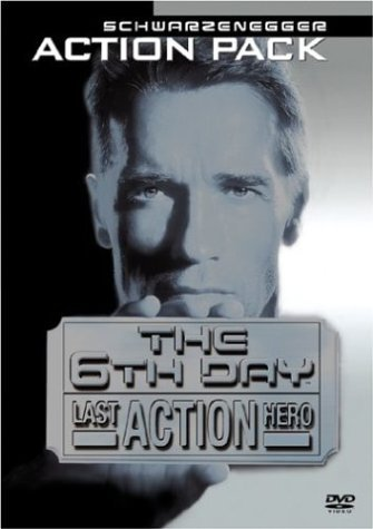 6th Day Last Action Hero Arnold Schwarzenegger 2pak Clr Nr 2 DVD