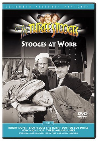 Stooges At Work Three Stooges Nr