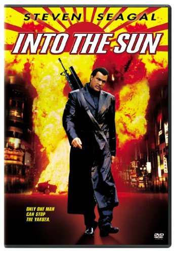 Into The Sun Seagal Steven Clr Ws R