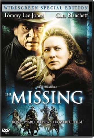 Missing Jones Blanchett Wood Boyd Clr Ws R 2 DVD