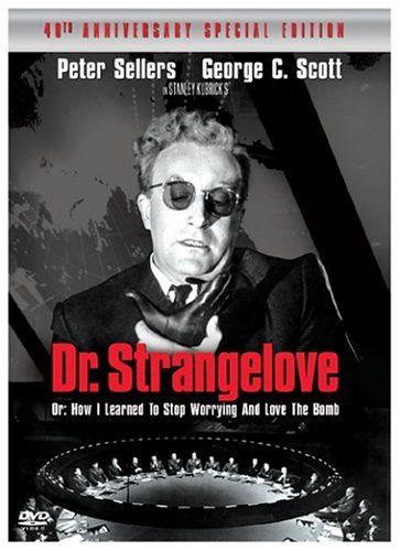 Dr. Strangelove Sellers Scott Jones Clr Pg Spec Ed.
