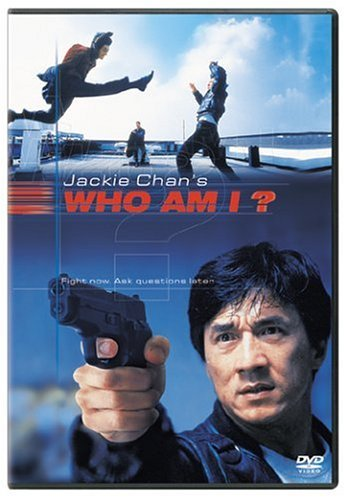 Who Am I Chan Ferre Yamamoto DVD Pg13