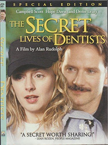 Secret Lives Of Dentists (special Edition) Scott Davis Leary