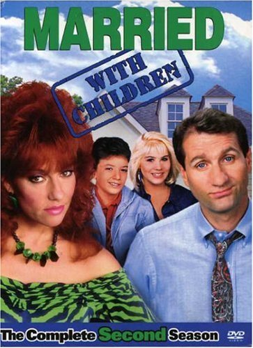 Married With Children Season 2 DVD