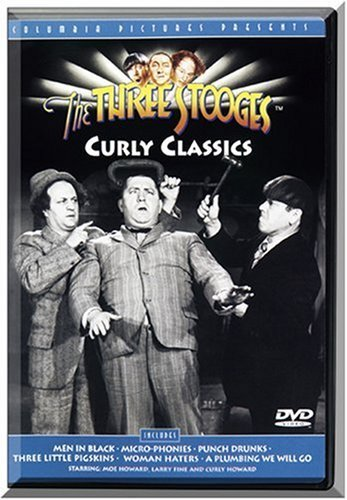 Three Stooges Curly Classics Bw Keeper Nr